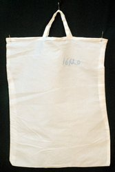 White Cloth Bag, for Shopping, Bag Size: 8*10