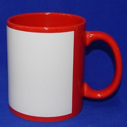 Sublimation Patch Mug