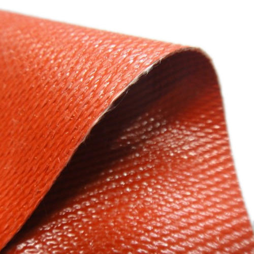 Silicone Coated Fiber Glass Belt