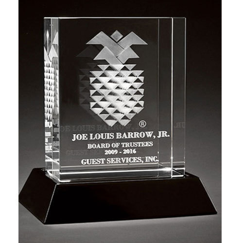 Customized Crystal Trophy At Rs 1000 Piece