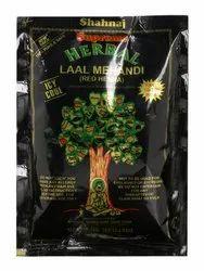 Red Supreme Shahnaj Laal Mehandi, Packaging Type: PP Packet, Packaging Size: 100 gm