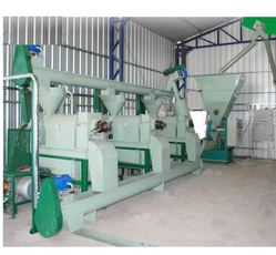 Automatic Soybean Oil Mill Plant