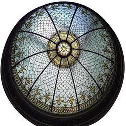 Natural Roof Stained Glass
