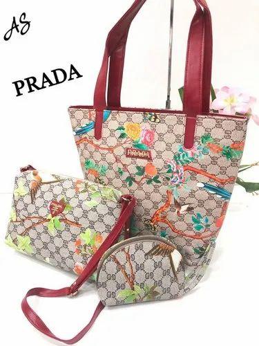 c2580ac4b71 Prada combo bags at Rs 650  set