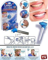 ININDIA Luma Tooth Cleaning And Whitening Set ( Smile With Confidence), for Personal