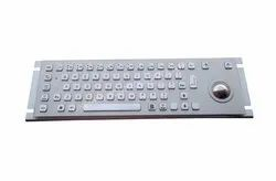 Kiosk Metal Keyboard (Tastatur)