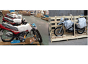 Two Wheeler Packaging Service