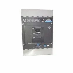 L&T 400 A Moulded Case Electrical Circuit Breaker, Model Name/Number: Dn 3b-400 D