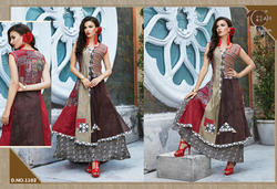 Plearl Double Layered Kurti