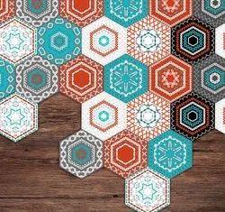300x450 Mm Luxurious Wall Tiles