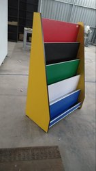Library Book Rack
