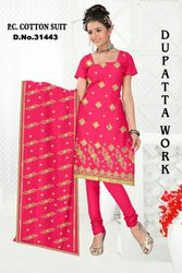31443 Ladies Salwar Suits