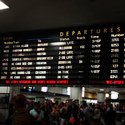 LED Departure Board For Airports