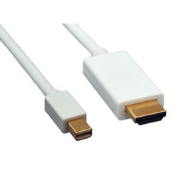 Compcon White HDTV Cable