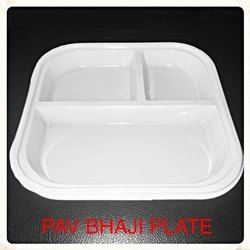 Pav Bhaji Plate