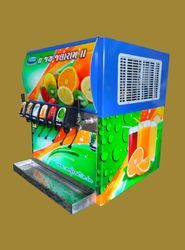 6 Plus 2 Fountain Dispensing Machine