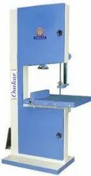 Omkar Vertical Band Saw Machine for Wood Cutting