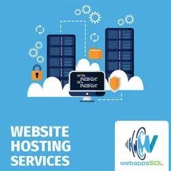 Static,Dynamic Web Hosting Service, With Chat Support