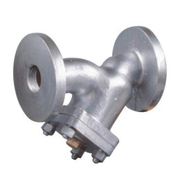 Cast Iron Y Strainer Valve