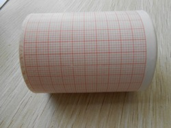 3 Channel ECG Paper Roll