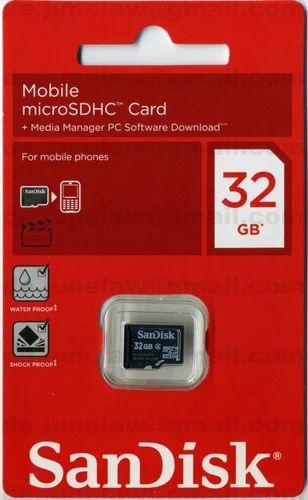 b294ae12226 SanDisk 32GB Memory Card