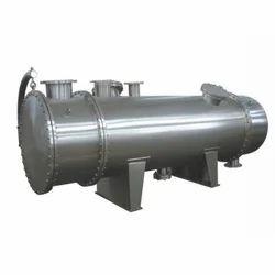 Steel Boiler Heat Exchanger, Oil, Air-Cooled