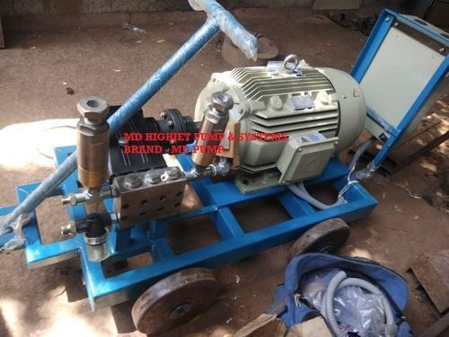Hydro Test Pump - High Pressure Electric Hydraulic Test Pump