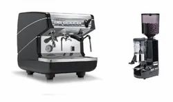 Nuova Simonelli Coffee Machine with Grinder