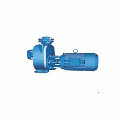 Single Stage Horizontal Non Clog Self Priming Mud Sewage Monoblock Pump