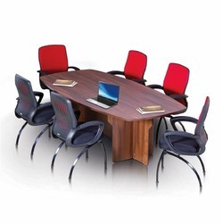 Office Conference Table Six Seater