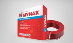 Mynax 0.5 to 95 sqmm PVC Insulated Flexible Wire