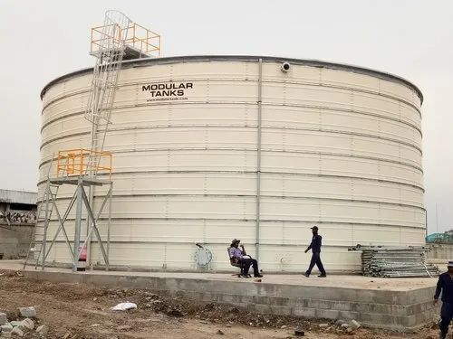 Industrial Water Storage Tank