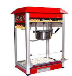 Gas Operated Popcorn Machine