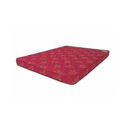 Red Bonded Mattress, Thickness: 5 Inch, Size/Dimension: 6x4 Feet