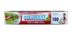 Paramount PVC Cling Film Roll 100 No