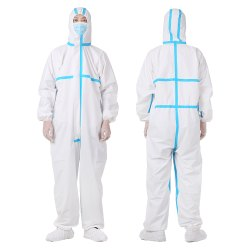 PPE Kit 90 GSM with Sitra Tape