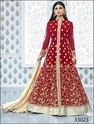 Designer Anarkali Suits With Heavy Embroidery