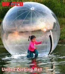 Aqua Zorbing Bubble Ride