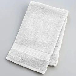 Plain Cotton Hand Towel