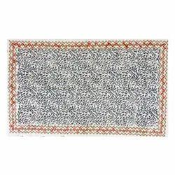Printed Modern and Traditional Rug