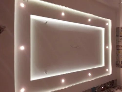 Led Cove Lighting With Alluminium Profile