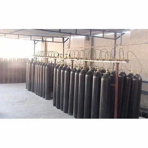 Oxygen Cylinder Filling Manifold