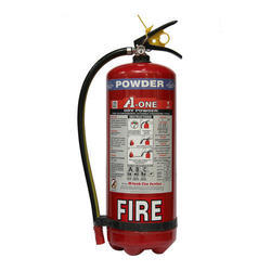 9 Kgs ABC Fire Extinguisher