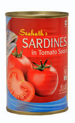 Sardines In Tomato Sauce 425g