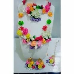 Multicolor Flower Jewellery