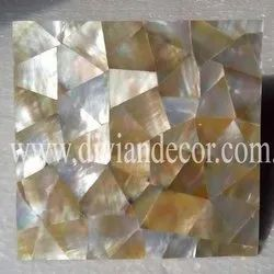Mother of Pearl Mosaic Furniture Tiles
