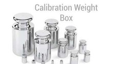 Calibration Weight Box, Class F1, F2