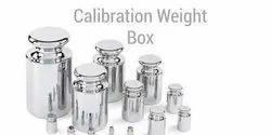 Calibration Weight Box