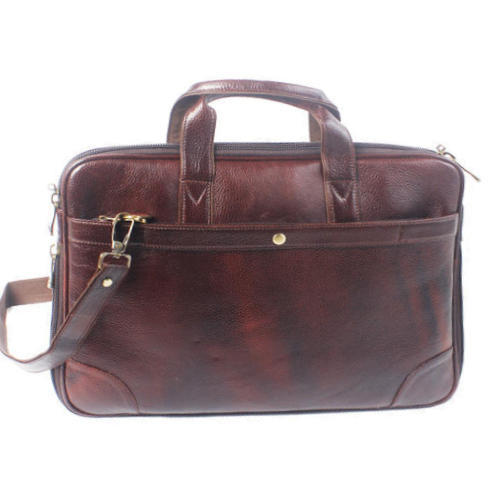 Executive Leather Laptop Bag at Rs 2500  piece  1967a1d7d265