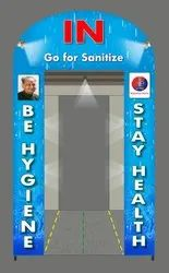 Automatic Sanitization System